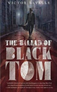 The Ballad of Black Tom cover