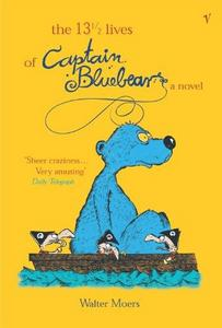 13.5 Lives of Captain Bluebear cover