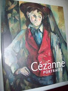 Cezanne Portraits cover