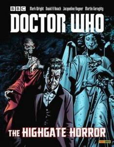 Doctor Who: The Highgate Horror cover