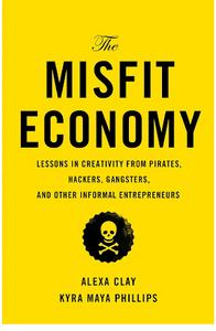 The Misfit Economy cover