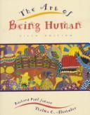 The art of being human cover