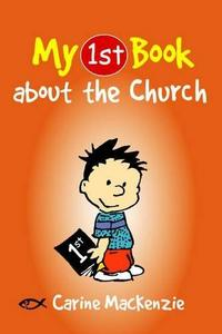 My First Book About the Church cover