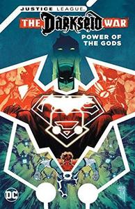 Justice League cover
