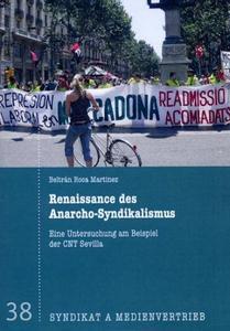 Renaissance des Anarcho-Syndikalismus cover