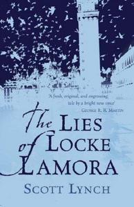 The Lies of Locke Lamora cover