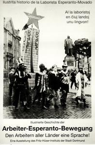 Illustrierte Geschichte der Arbeiter-Esperanto-Bewegung cover