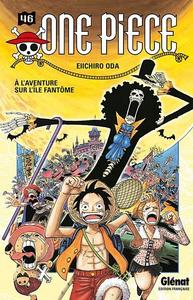 One Piece Tome 46 cover