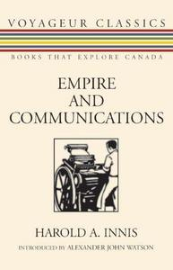 Empire and Communications cover