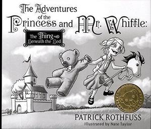 The Thing Beneath the Bed (The Adventures of the Princess and Mr. Whiffle #1) cover