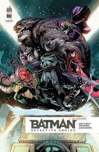 Batman detective comics Tome 1 cover