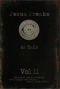 Jesus Freaks: v.2 cover