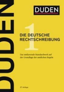 Die deutsche Rechtschreibung cover