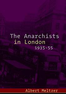 The Anarchists in London cover