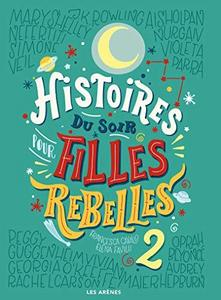 Histoires du soir pour filles rebelles Tome 2 cover