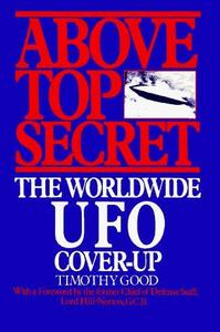 Above Top Secret cover