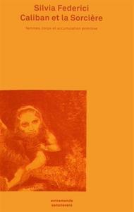 Caliban et la sorcière cover