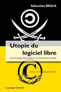 utopie du logiciel libre cover