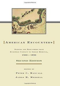 American encounters cover