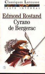 Cyrano De Bergerac cover
