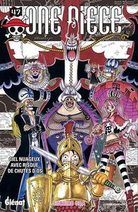 One Piece Tome 47 cover