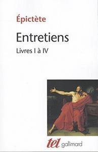 Entretiens, livres I à IV cover