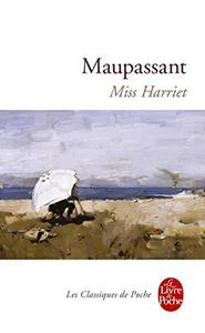 Miss Harriet cover