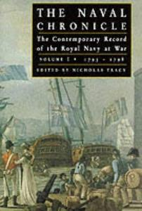 The Naval Chronicle cover