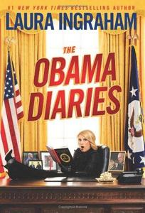 The Obama Diaries cover