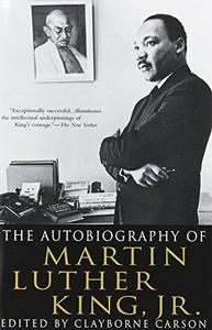 The Autobiography of Martin Luther King, Jr. cover
