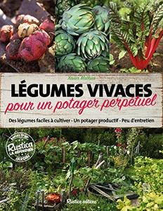 Légumes vivaces pour un potager perpétuel cover