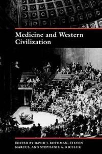 Medicine and Western civilization cover