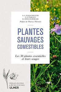 Plantes sauvages comestibles cover