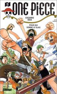 One Piece, tome 5 cover