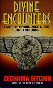 Divine encounters cover
