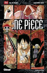 One Piece Tome 50 cover
