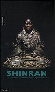 Shinran : un réformateur bouddhiste dans le Japon médiéval cover