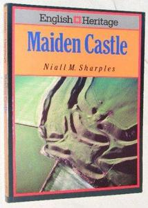 English Heritage Book of Maiden Castle cover