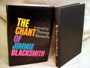 The Chant of Jimmie Blacksmith cover