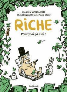 Riche, Pourquoi Pas Toi ? cover