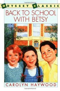 Back to School with Betsy cover