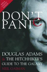 Don't Panic: The Official Hitchhiker's Guide to the Galaxy Companion cover