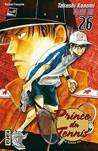 Prince du Tennis - Tome 26 cover