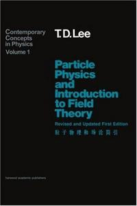 Particle physics : the quest for the substance of substance