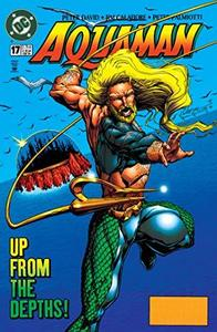 Aquaman by Peter David Book Two cover