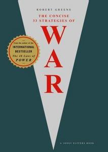 The Concise 33 Strategies of War cover
