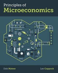 Principles of microeconomics cover
