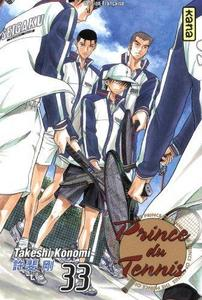 Prince du Tennis - Tome 33