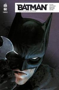 Mon nom est Gotham cover