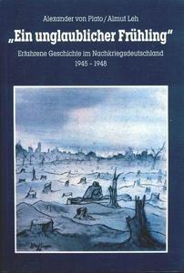 """""""Ein unglaublicher Frühling"""" cover"""